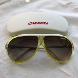 Carrera Endurance Aviator Sunglasses